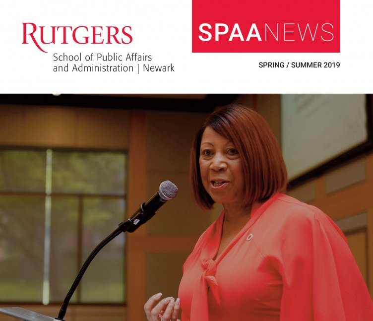 Rutgers SPAANEWS Spring-Summer19