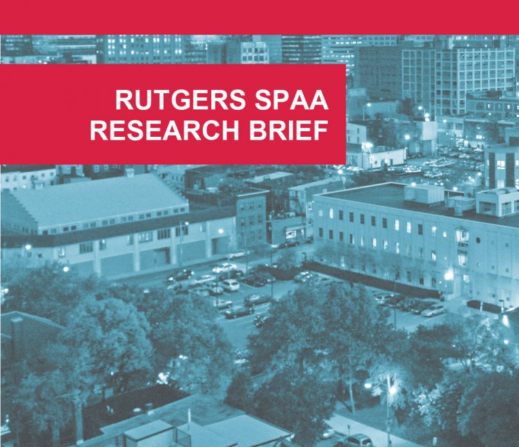 Rutgers SPAA Research Brief