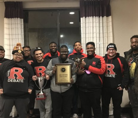 RU-N Debate Team May 2018